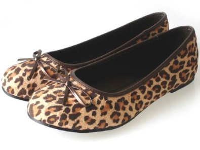 Couture Discount Ballerinas Fashion Leopard