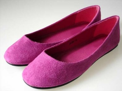 Couture Discount Ballerinas Fashion pink