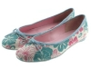 Couture Discount Ballerinas Fashion Blumen