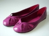 Couture Discount Ballerinas Fashion fuchsia
