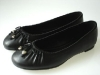Couture Discount Ballerinas Fashion schwarz Herzen