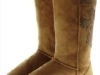 Couture Discount Damenstiefel Fell Boots, beige