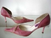 Couture Discount Damenpumps Leder Rosa