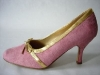 Couture Discount Fashion Pumps Rosa-Gold