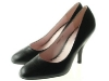 Couture Discount Pumps Klassiker Business Look Schwarz