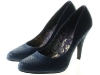 Couture Discount Pumps Kroko Snake Look