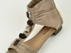 Sandalette Marco Tozzi in taupe