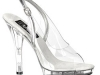Sandalette transparent © Heels Perfect