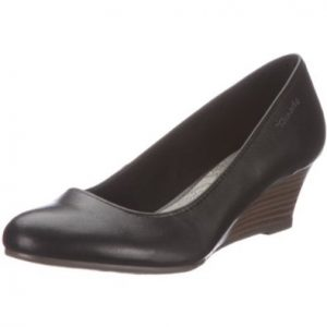 Tamaris Black 1-1-22301-26 Damen Pumps