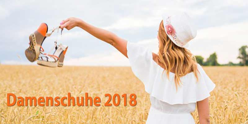 Damenschuhe: Wie wird die Schuhmode 2018